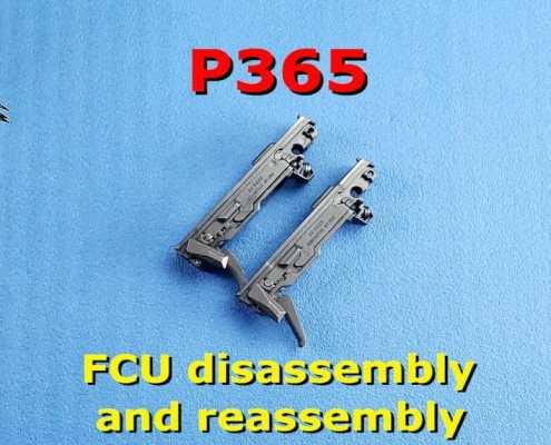 Sig P365 FCU