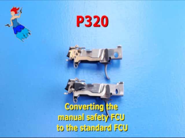 P320 Manual Safety Conversion