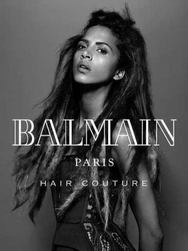 Balmain Dreadlocks