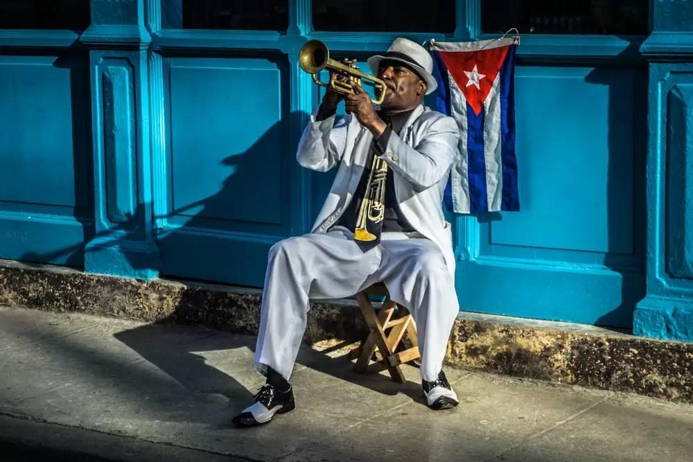 Muzyka na Kubie