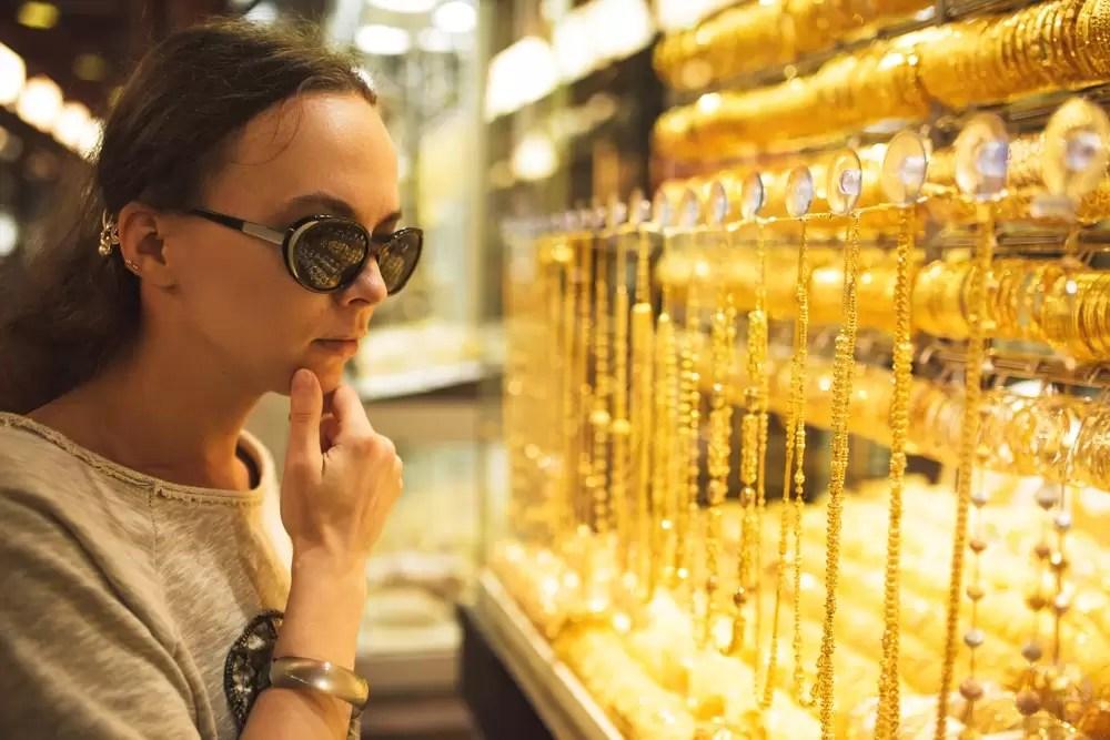 Zakupy w Dubaju
