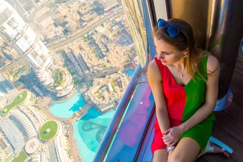 Atrakcje w Dubaju dla grupy incentive.
