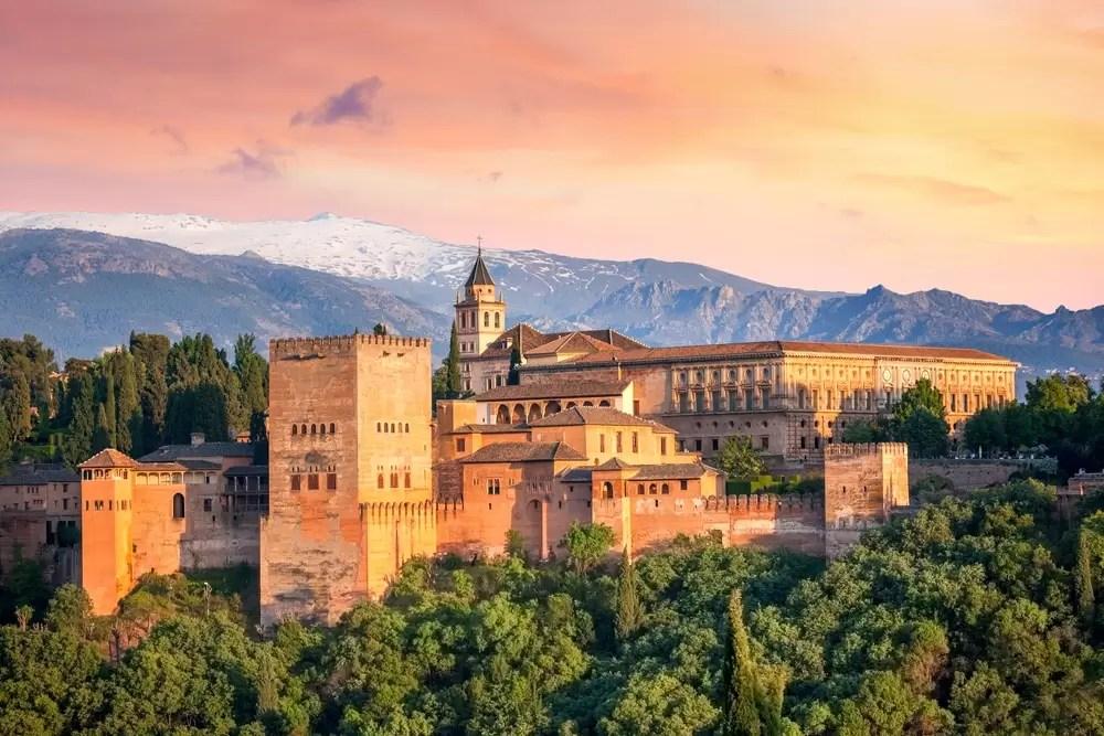 Wyjazdy dla firm do Andaluzji