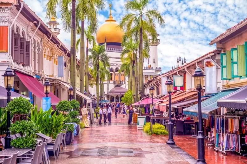 Zwiedzanie Singapuru podczas wyjazdu incentive.