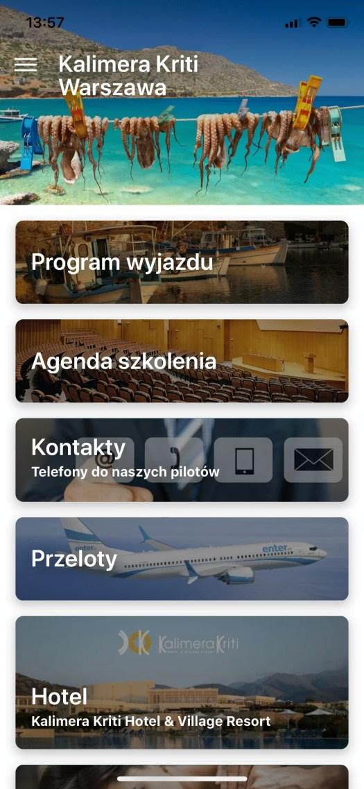 Wyjazdy firmowe lepsze dzięki aplikacji