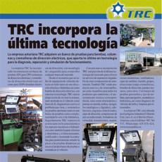 TRC: nuevo reportaje en INFOMOTOR