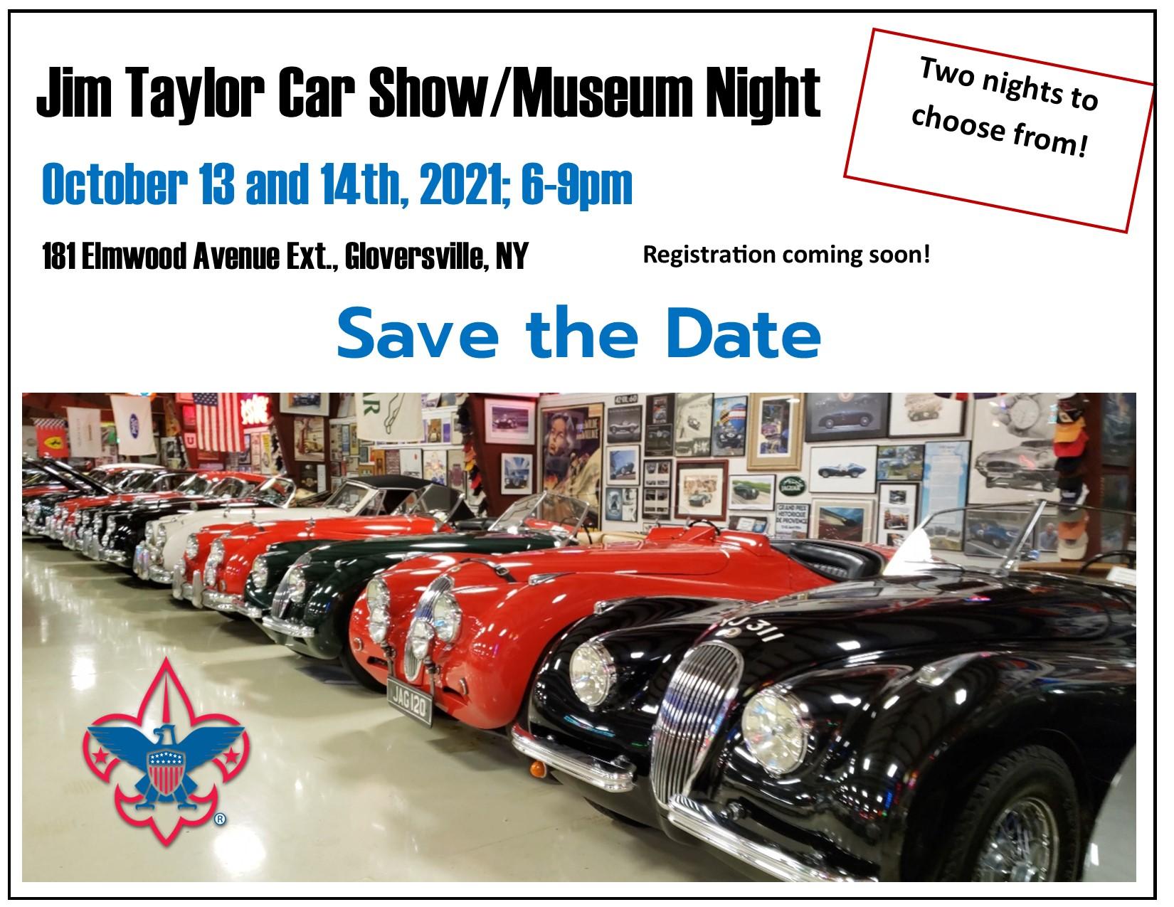 Taylor Car Show