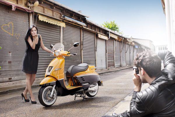 Peugeot_Django Roller im TRD Pressedienst
