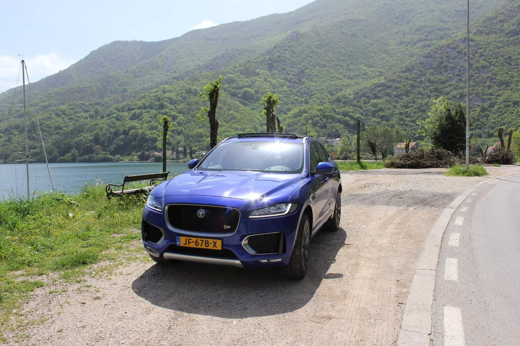 Jaguar F-Pace: Ein SUV und Gentleman