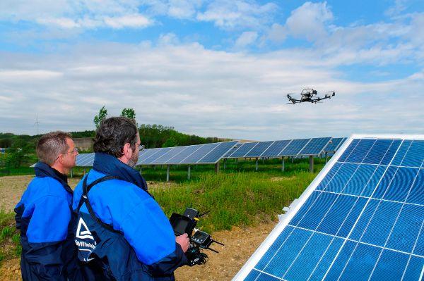 Beim Drohnen-Flug herrscht eine undurchsichtige Rechtslage