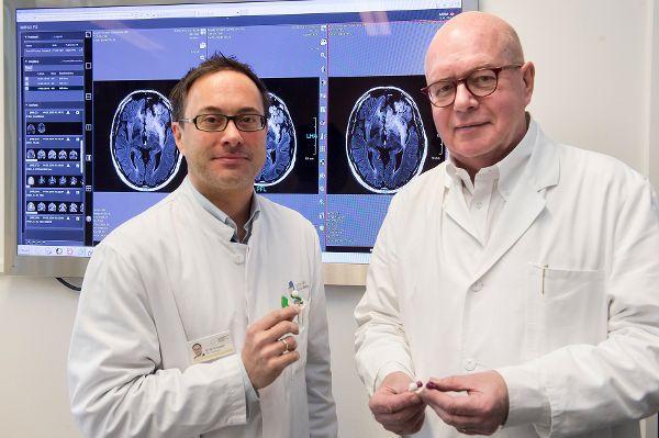 Sensor warnt vor epileptischem Anfall