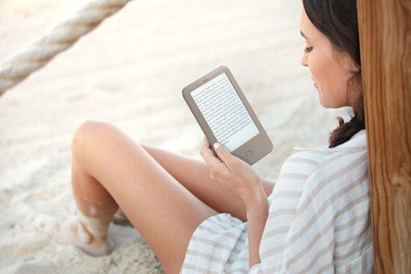 Digitale Lesegeräte bieten Gelegenheitslesern Platzvorteile