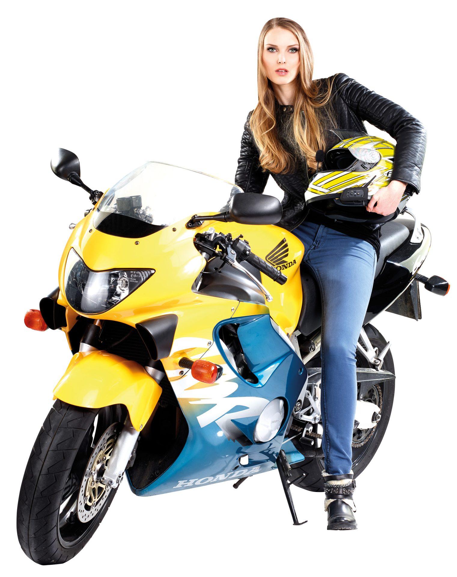 Für Motorradtour bis Geocaching