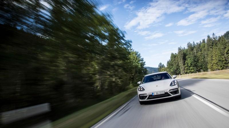 Der Panamera: Porsche-Spagat zwischen Komfort und Sportlichkeit