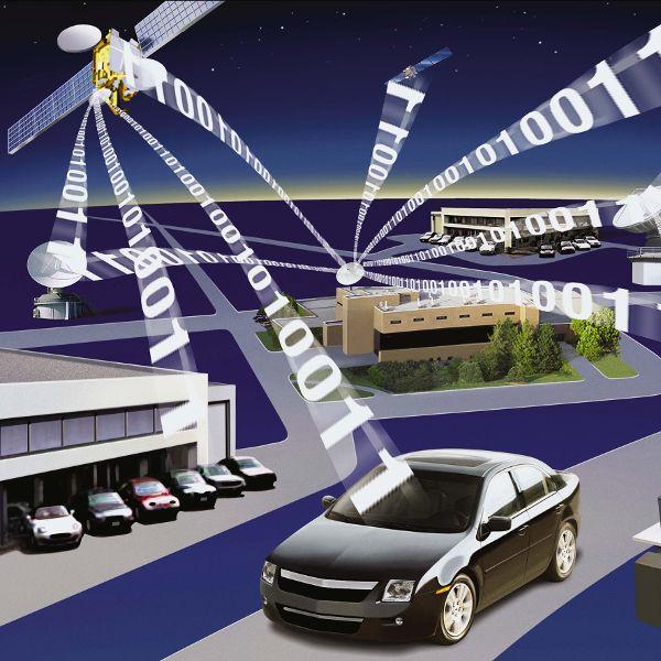 Im vernetzten Fahrzeug als gläserner Autofahrer unterwegs