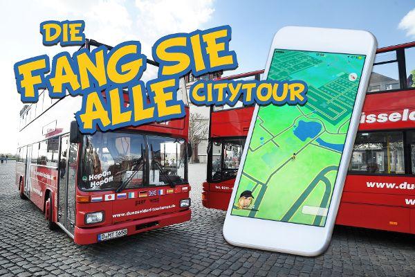 Die Busfahrkarte zur Pokémon-Jagd