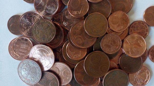Wohin mit den vielen Münzen?