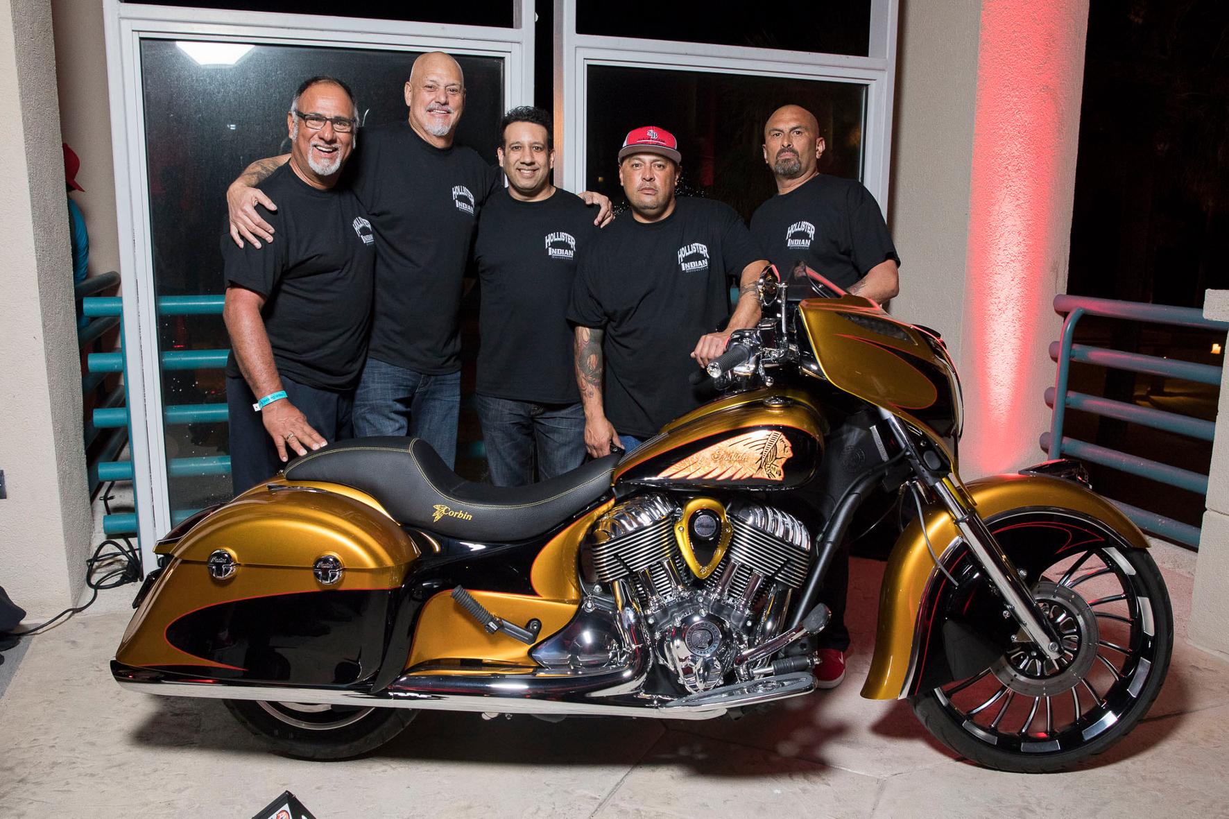 Motorrad PowerSports aus Kalifornien