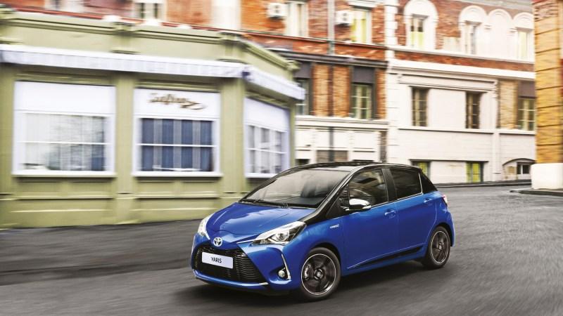 Überarbeitung des Toyota Yaris geht weit über ein übliches Facelift hinaus