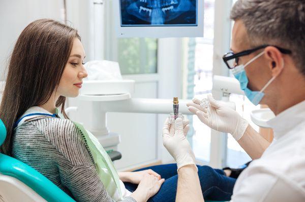 Zahnverlust: Implantate als Alternative