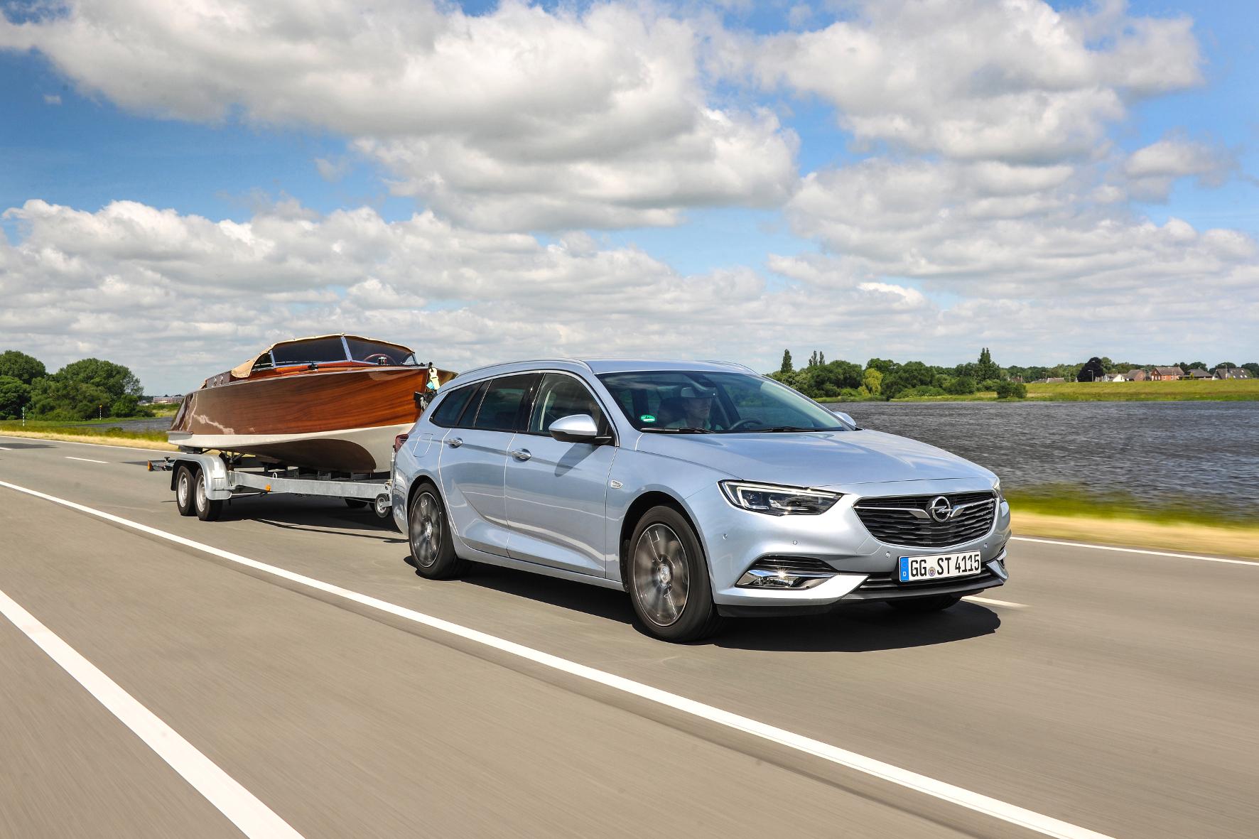 Das Opel-Flaggschiff hat abgespeckt und wurde aufgewertet