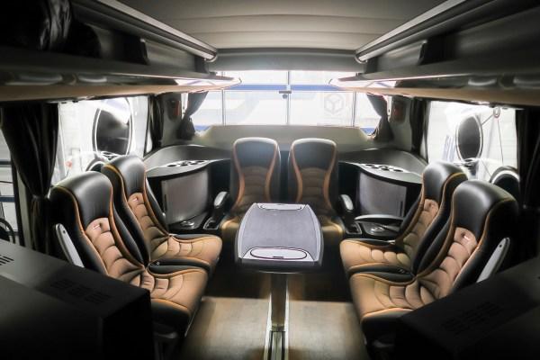 Vernetzung im DaimlerBus