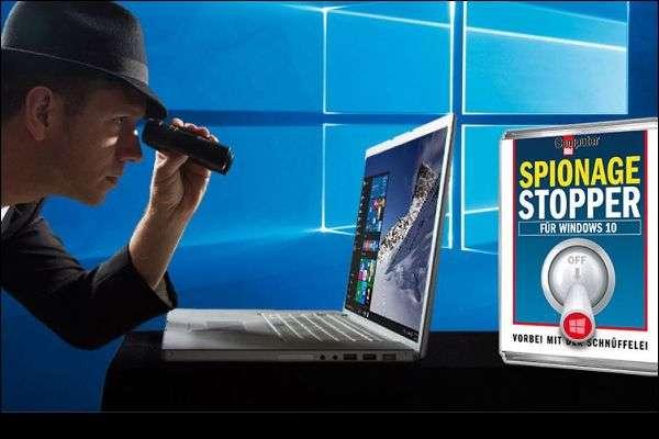 Wie Kühlschrank, TV und Auto kaum nachweisbar zu Spionen werden