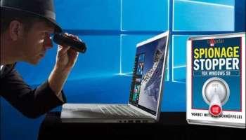 Das Datenschutz-Tools hat sich die Zeitschrift Computer Bild mit ihrem Spionage Stopper gesetzt. © Computer Bild / TRD digital und Technik