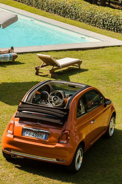 Noch lange nicht in Rente: Der Fiat 500 ist über 60