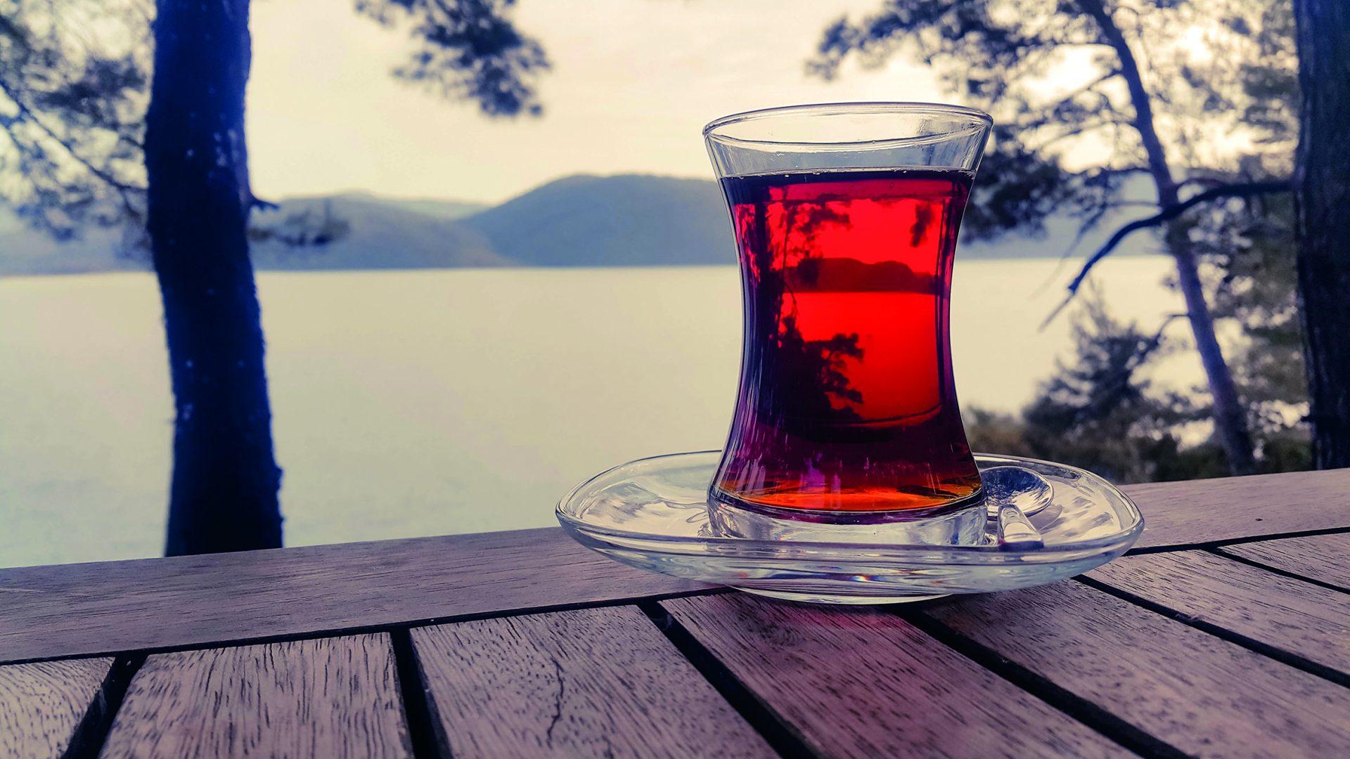 Tee: Gefiltertes Wasser verbessert den Trinkgenuss