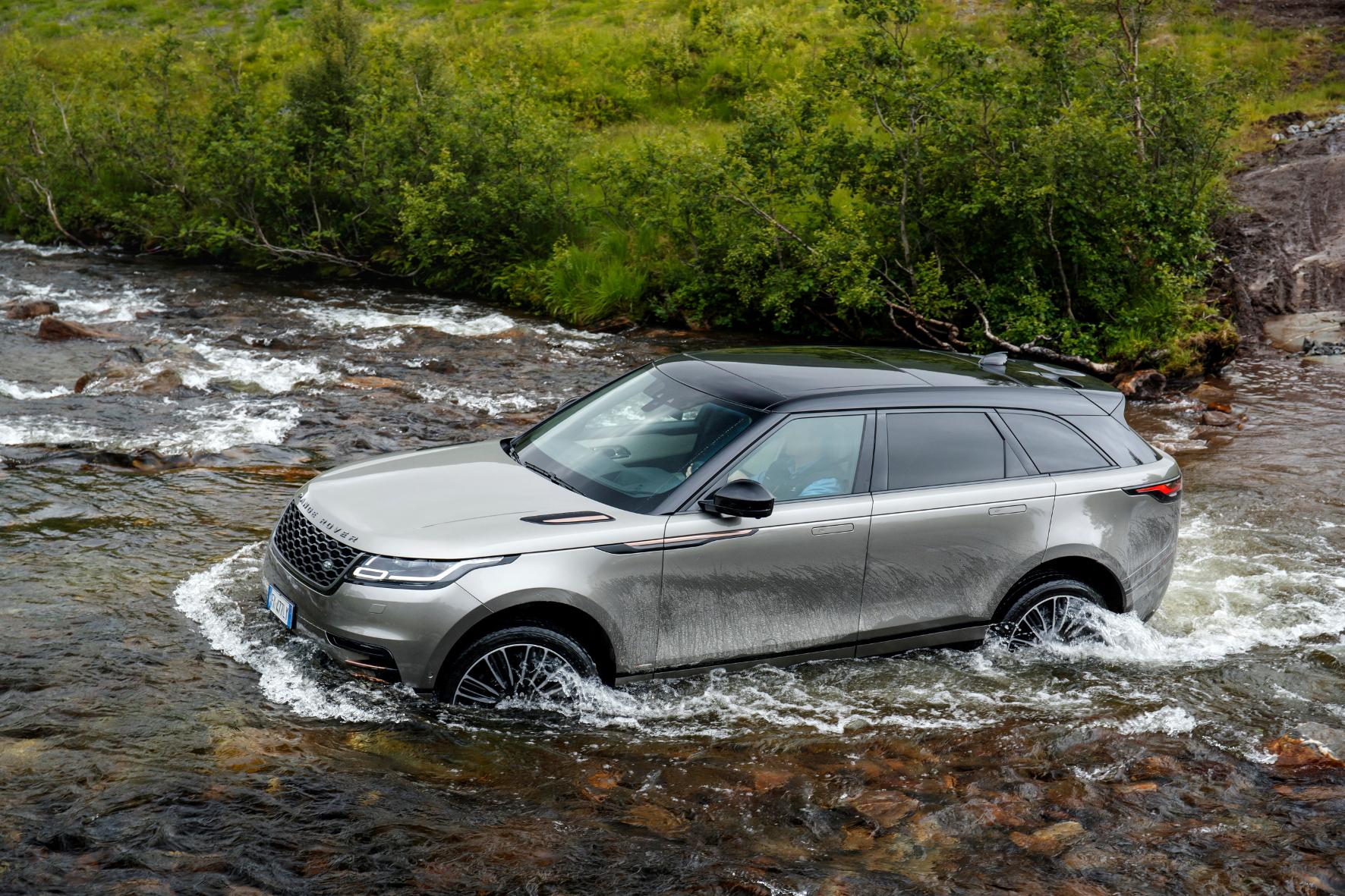 Gentlemann-SUV: Elegant und mutig durchs Gelände