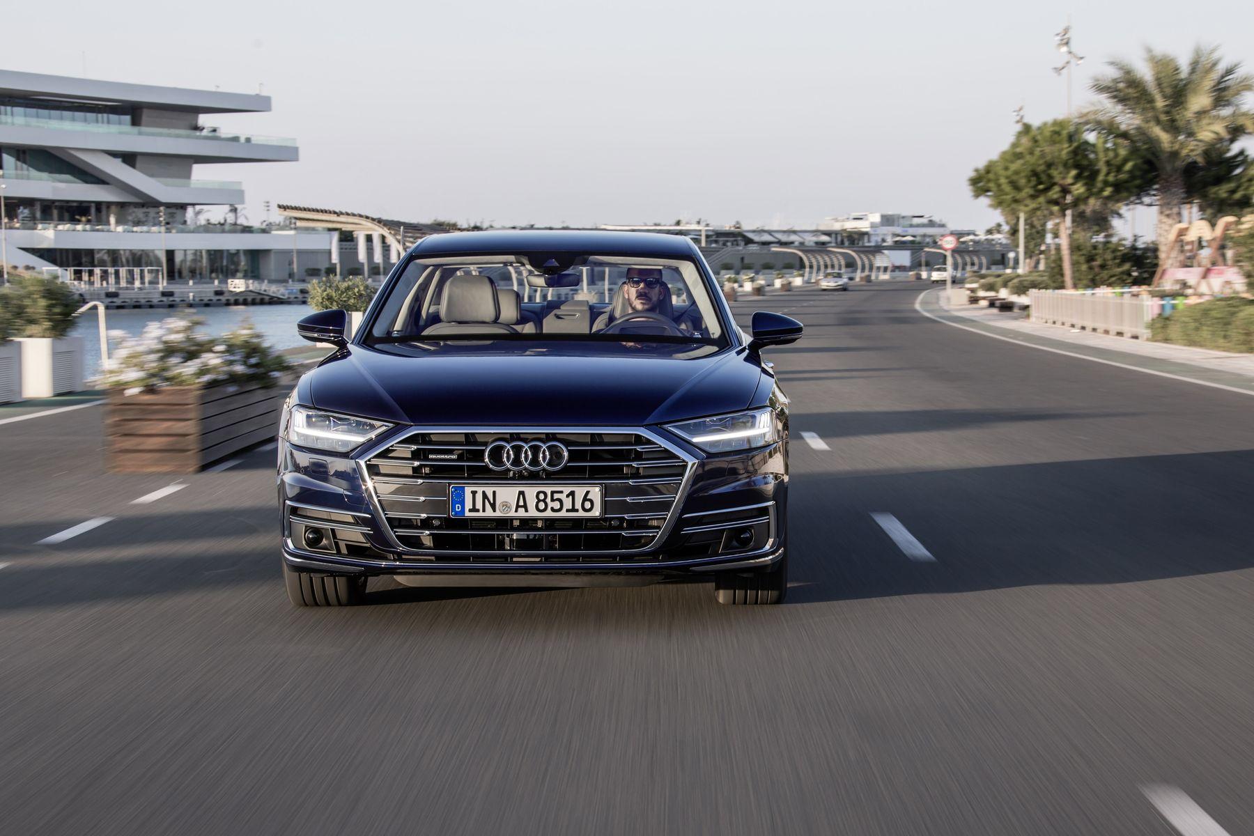 Audi A8 55 TFSI: Ein Statussymbol für Pragmatiker