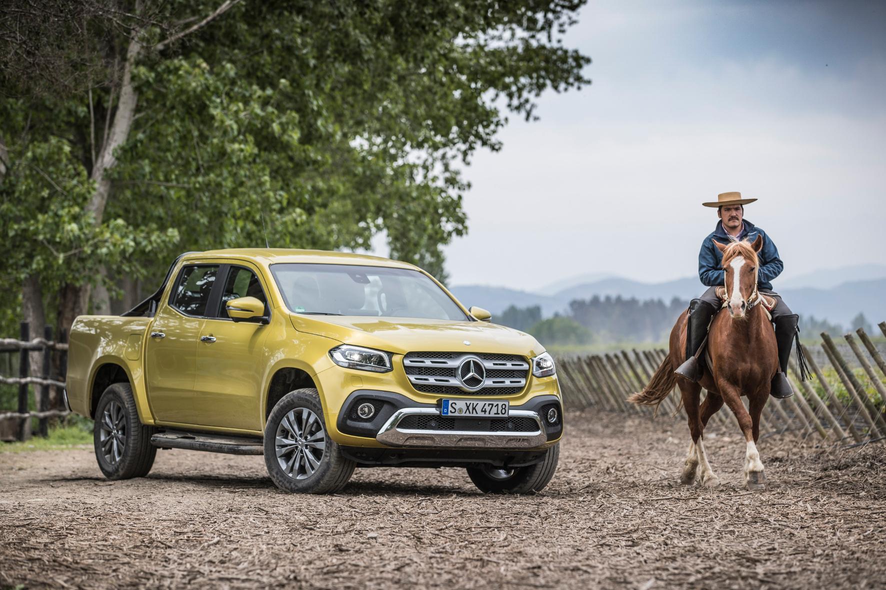 Ein Benz für Cowboys und Abenteurer