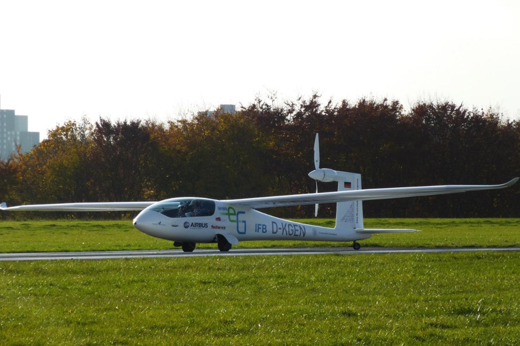 Elektro-Flugzeuge werden Realität