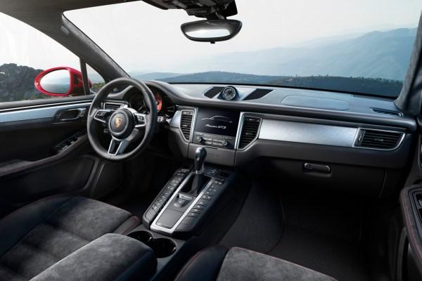 Porsche Macan GTS 6