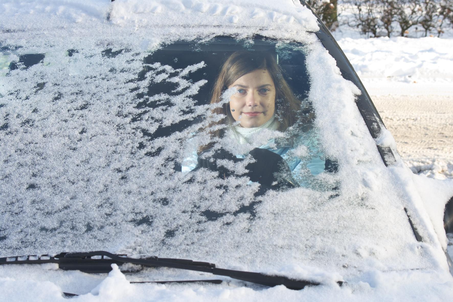 Schnee und Frost: Härtetest fürs Auto