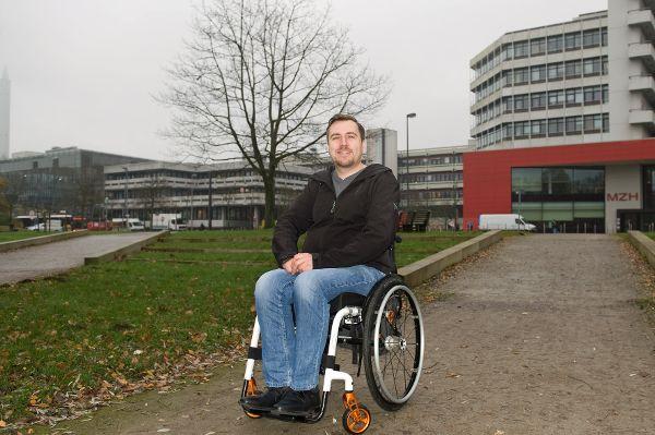Navigation für Rollstuhlfahrer
