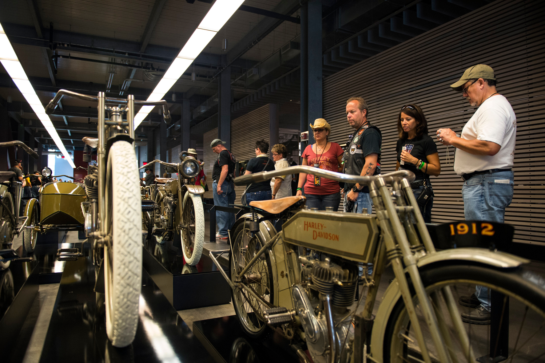 Jubiläum: US-Motorrad-Kultmarke eröffnete vor 10 Jahren eine Dauerausstellung