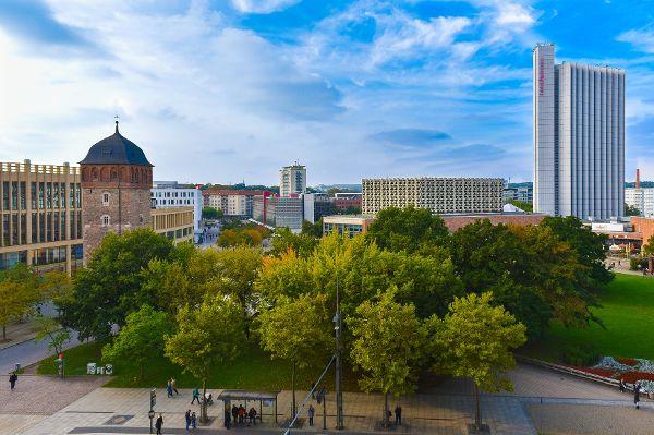 Mittelgroße Städte bieten jungen Aufsteigern günstige Mieten