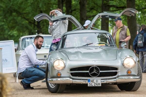 Mercedes 300SLTÜV