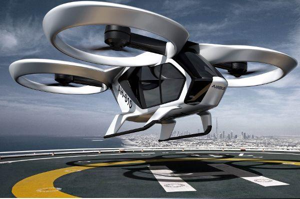 Fluggeräte der Zukunft