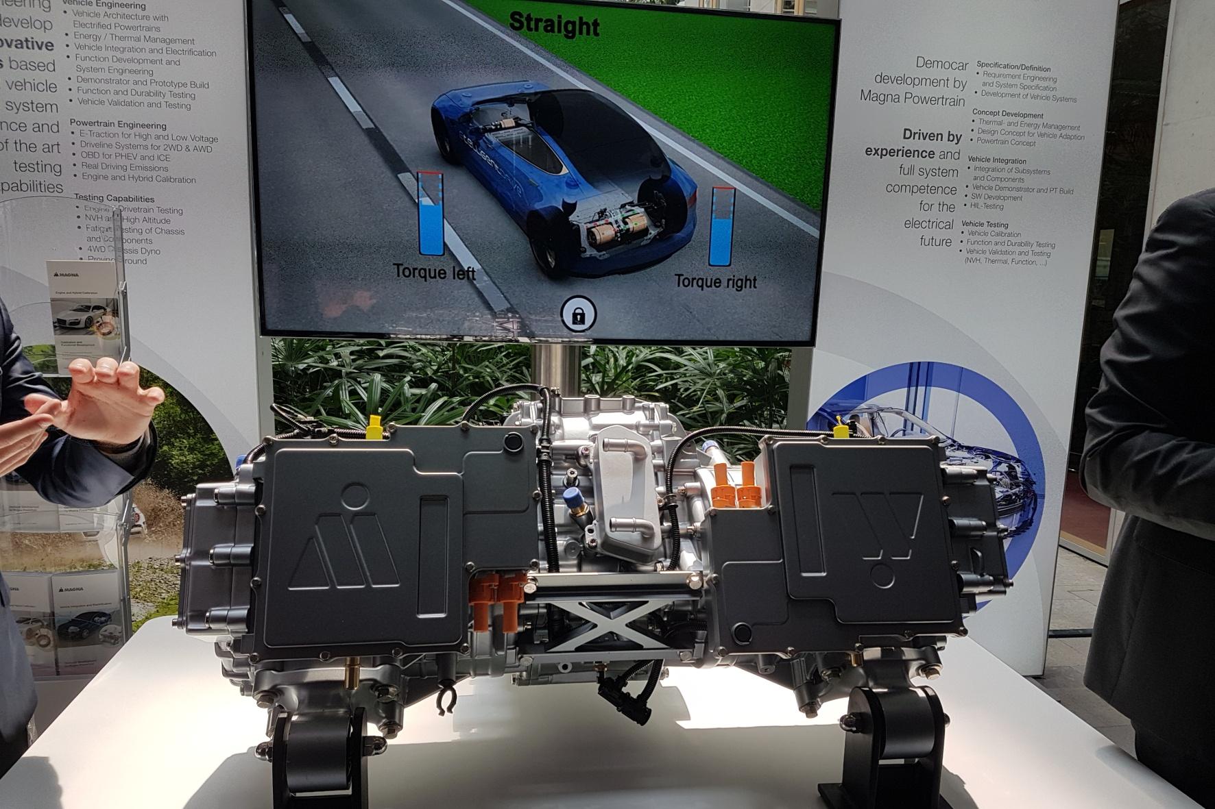 Antriebsarchitekten sorgen für Kraftübertragung