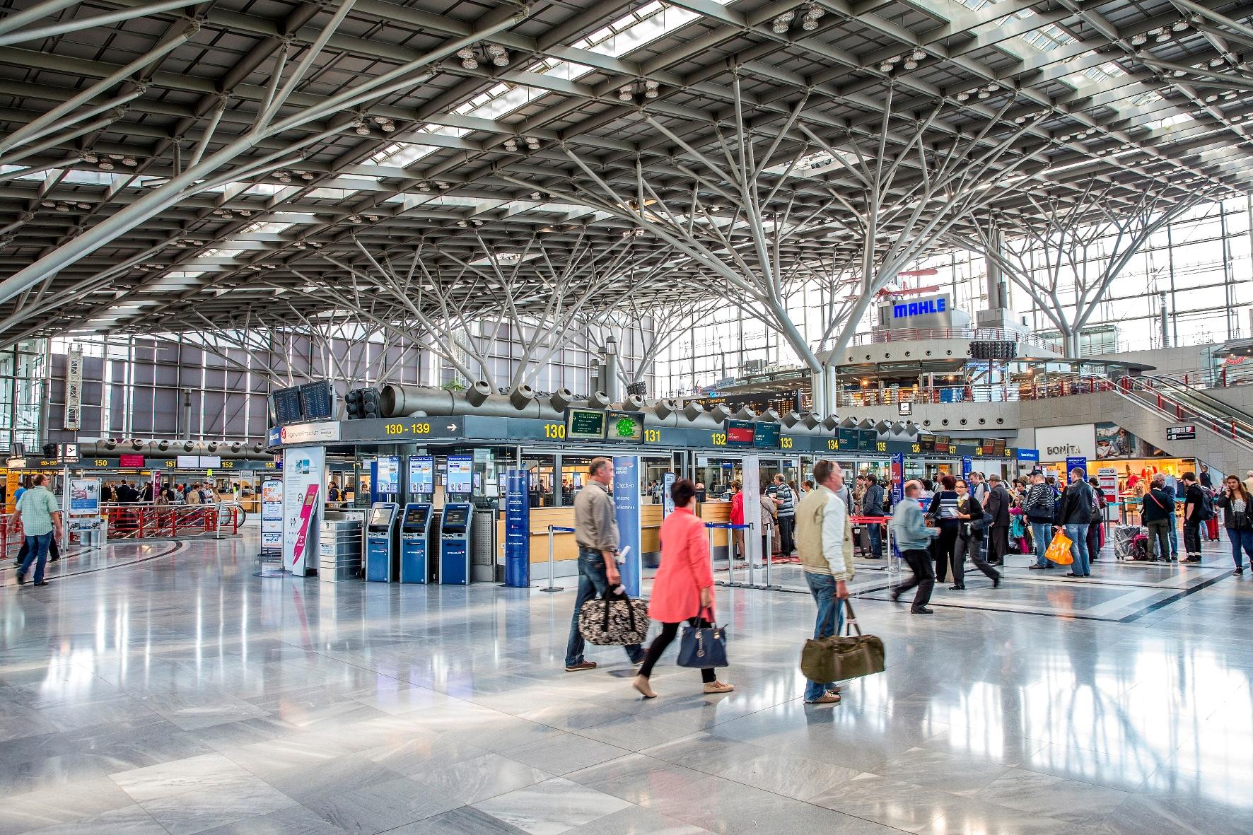 Parken am Airport: Ein teures Vergnügen