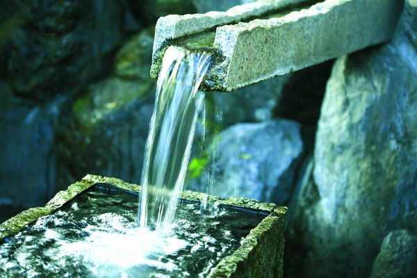 Kläranlagen können nicht alle Bakterien komplett aus dem Trinkwasser filtern