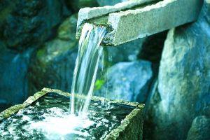 Sauberes Wasser