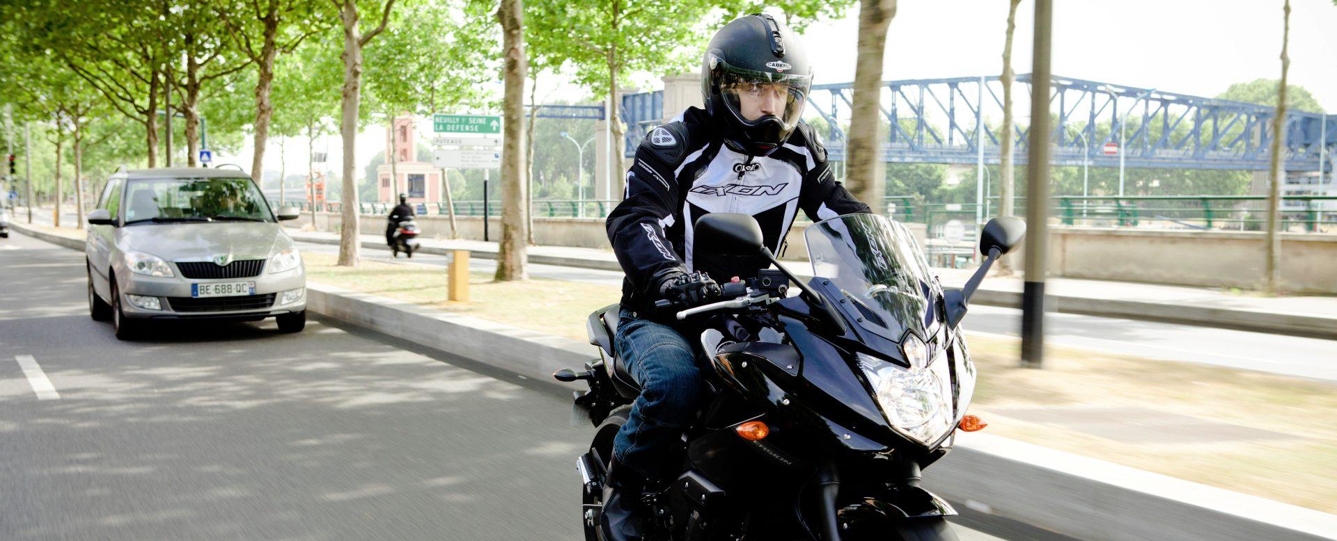 Regelmäßige Kontrolle verlängert die Lebensdauer des Motorrades