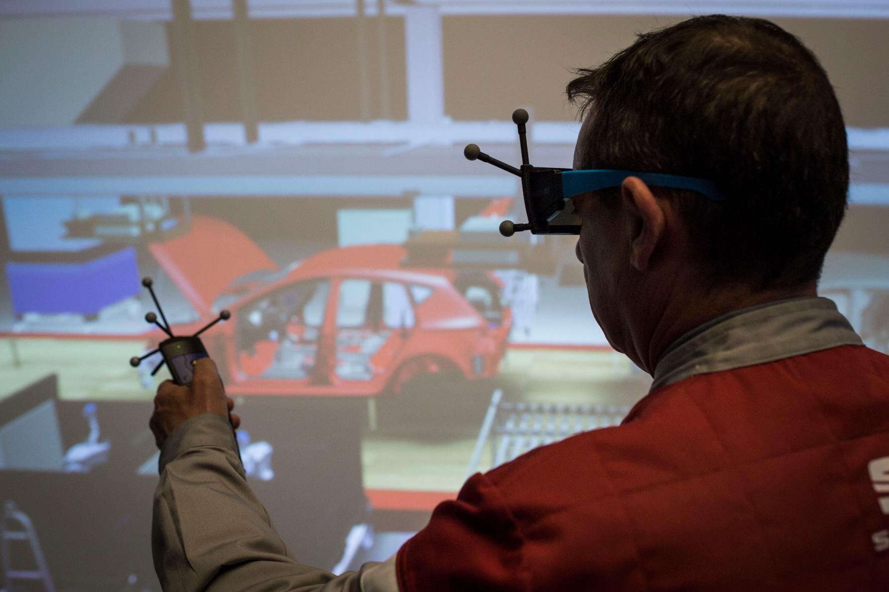3D-Brille verhilft Designern zum Realismus