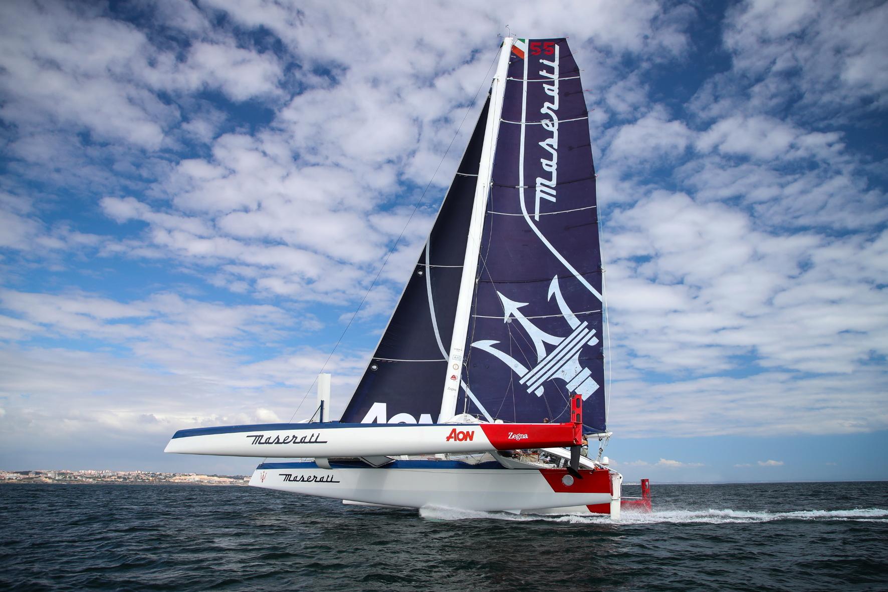 Drive & Sail-Skipper legen immer neue Geschwindigkeitsrekorde zurück