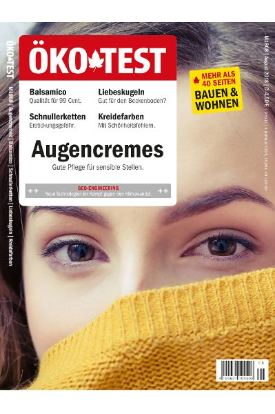 Test: Anti-Aging-Augencremes mit ernüchternden Ergebnissen
