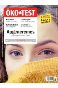 Augencreme Test